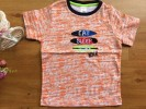 Baju anak laki laki Kaos GYMBOREE(orange eat sleep surf repeat)