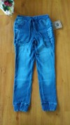 celana anak perempuan Jogger Pants Ripped Jeans IMPORT F316